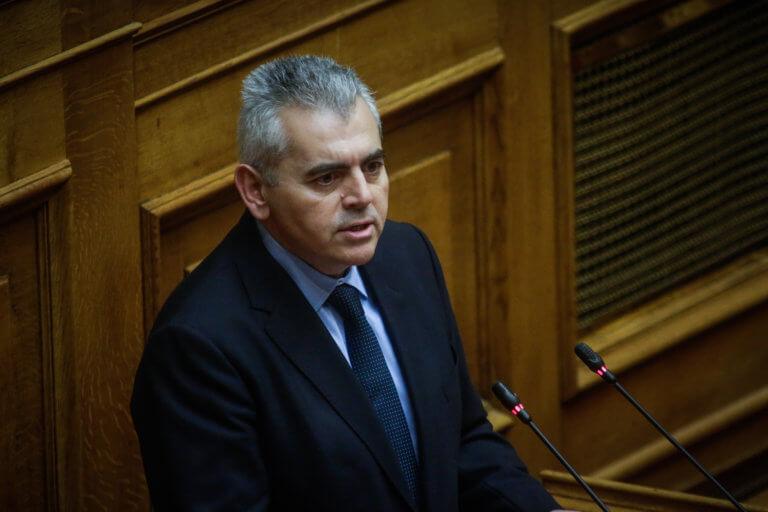 Χαρακόπουλος: Το υπουργικό δίδυμο ανέχεται την βία του Ρουβίκωνα