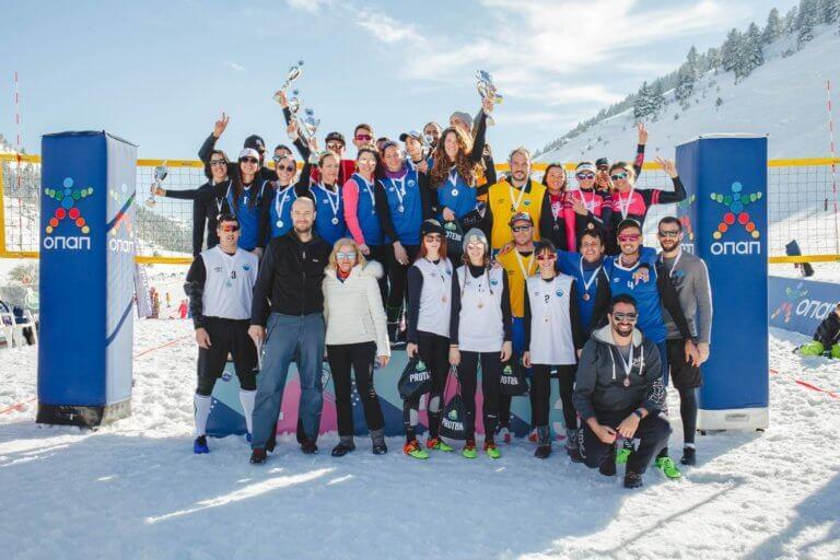 Μοναδική εμπειρία στο χιόνι από τον ΟΠΑΠ | Newsit.gr