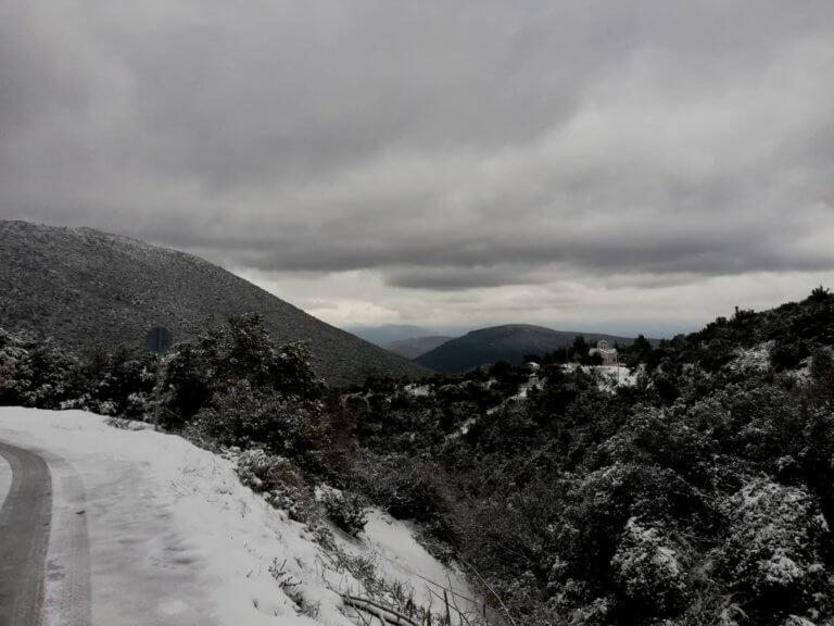 Ωκεανίς: Στο 35% η χιονοκάλυψη στην Ελλάδα – Πού ξεπέρασε ακόμα και τα 2 μέτρα!