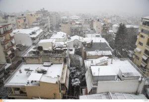 Που χιονίζει τώρα, που έχει διακοπεί η κυκλοφορία σήμερα 26/02 – Συνεχής ενημέρωση