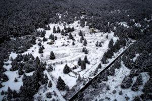 Κακοκαιρία: Στα 2,5 μέτρα το χιόνι στη Σαμοθράκη!