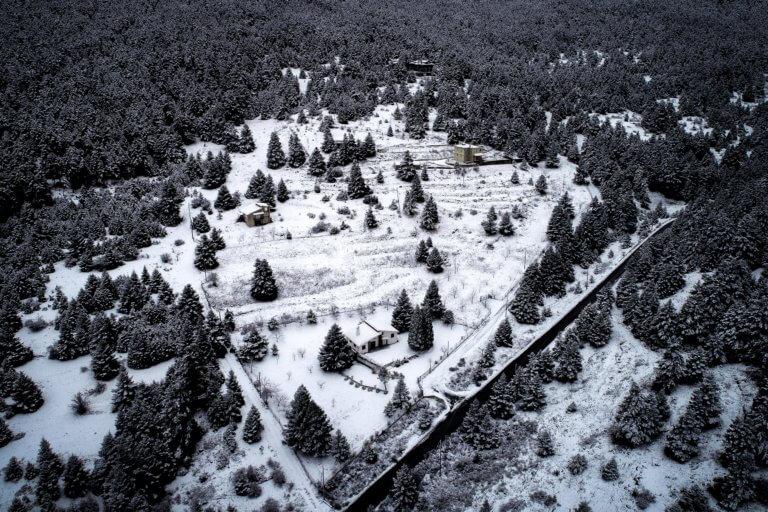 Κακοκαιρία: Στα 2,5 μέτρα το χιόνι στη Σαμοθράκη! | Newsit.gr