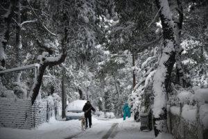 Καιρός: Η «Χιόνη» φέρνει… χιόνια – Πότε θα χιονίσει στην Αττική