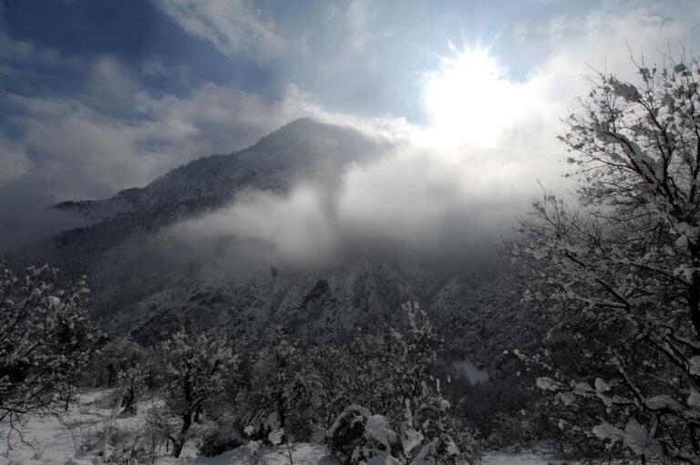 Καιρός: Οργισμένος Καλλιάνος! «Θέλατε σκι στο Λαύριο» | Newsit.gr