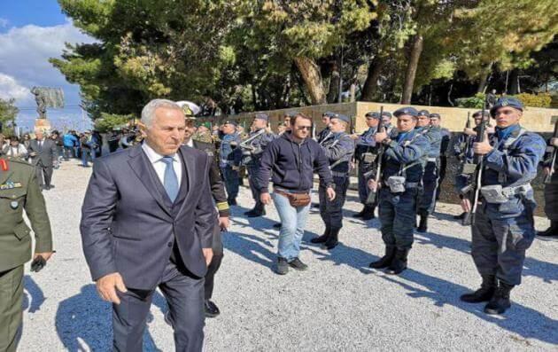 «Μήνυμα» με ουσία του ΥΕΘΑ Αποστολάκη – Ανακοίνωσε το τετ-α-τετ με τον Τούρκο ομόλογό του Ακάρ! [pics, vid] | Newsit.gr
