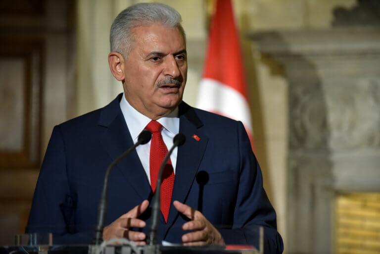 Παραιτείται ο Γιλντιρίμ για να διεκδικήσει τον Δήμο της Κωνσταντινούπολης