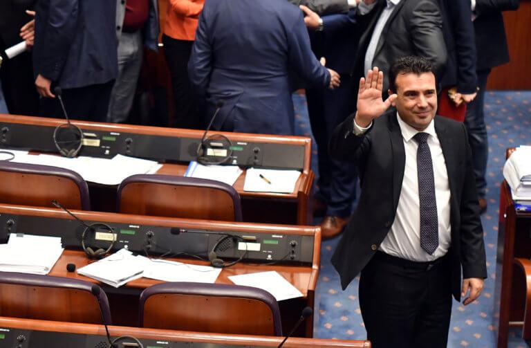 Πανηγυρικοί τόνοι από Ζάεφ: Είμαστε ΝΑΤΟ! | Newsit.gr