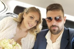 Επική είσοδος σε γαμήλια τελετή! Έπαιζε ο ύμνος της Euroleague – video