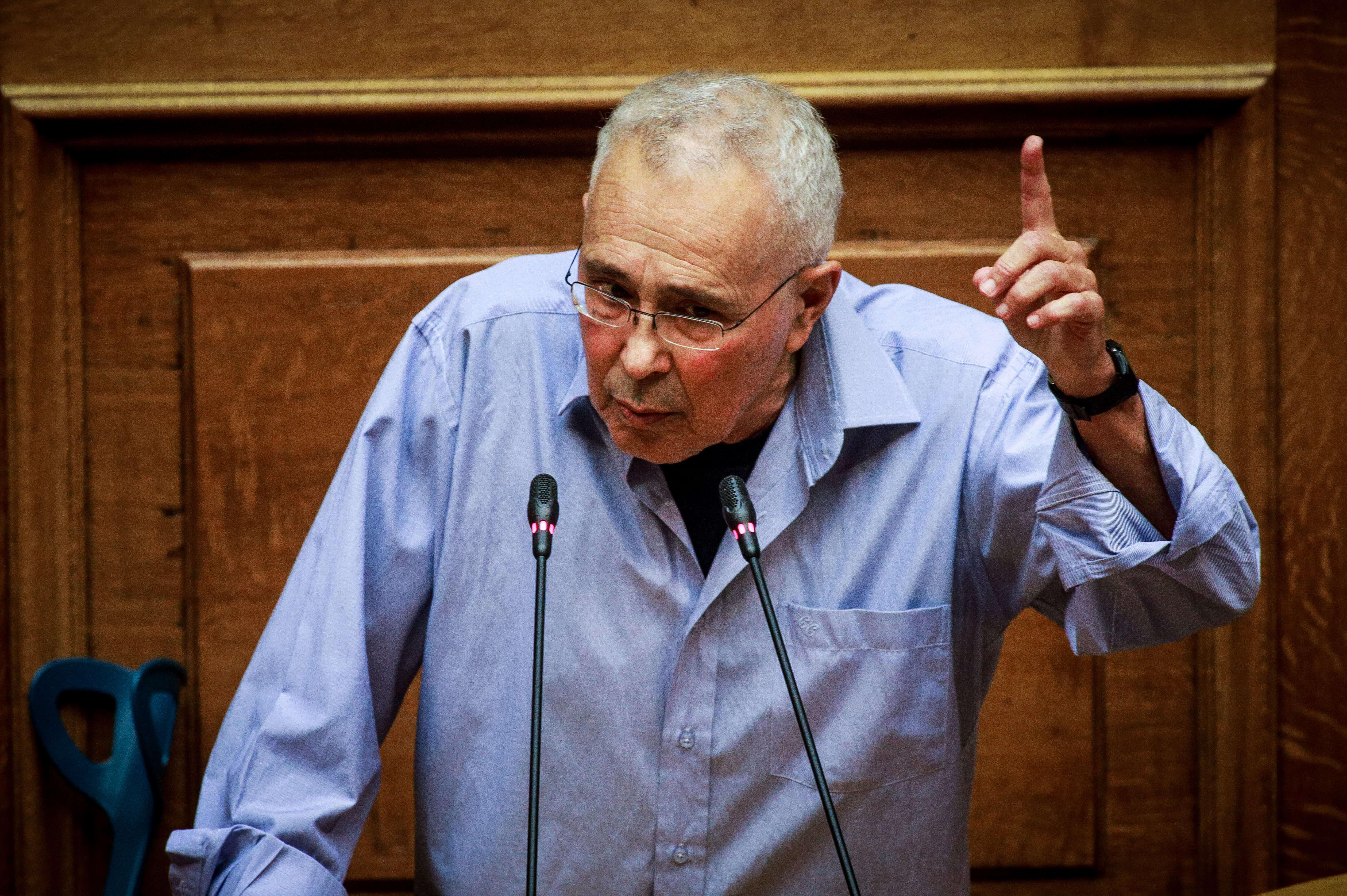 Ζουράρις: Θα πάω στα δικαστήρια τον Μητσοτάκη