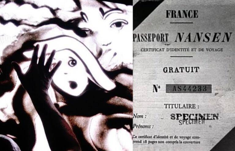 Πρόσφυγες και το διαβατήριο Νάνσεν