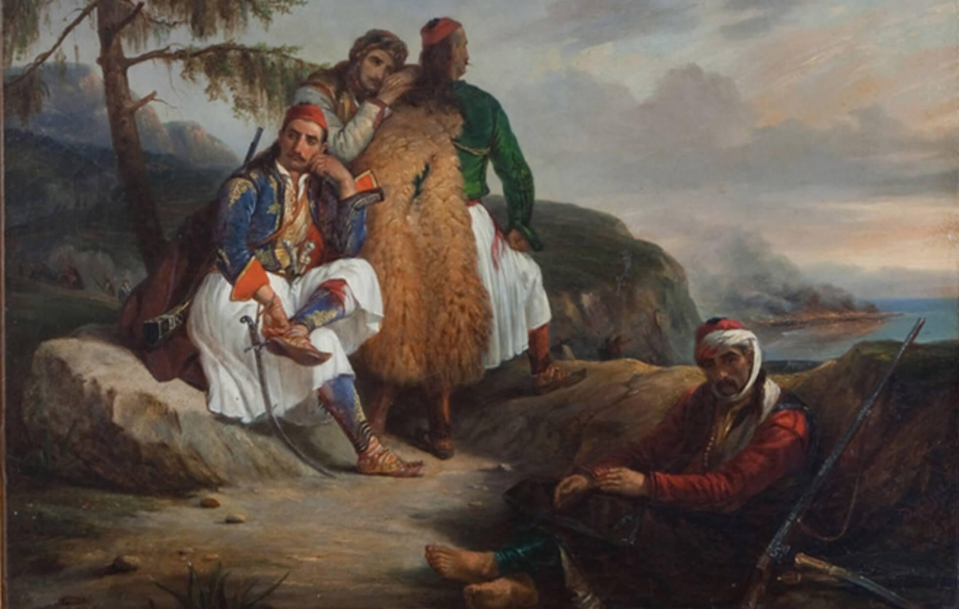 25η Μαρτίου 1821: Μία σταγόνα ιστορία