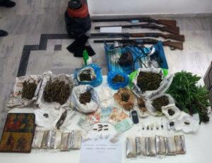 Λακωνία: Δεν είναι μόνο τα ναρκωτικά που τους βάζουν σε περιπέτειες – Εισβολές στα σπίτια τους [pics]
