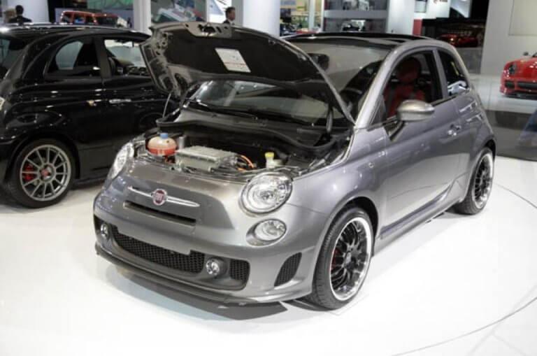 Σε ένα χρόνο θα είναι έτοιμο το ηλεκτρικό FIAT 500 | Newsit.gr