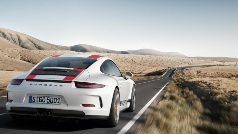 Porsche: Μίσθωση μακράς διαρκείας κατά της κερδοσκοπίας