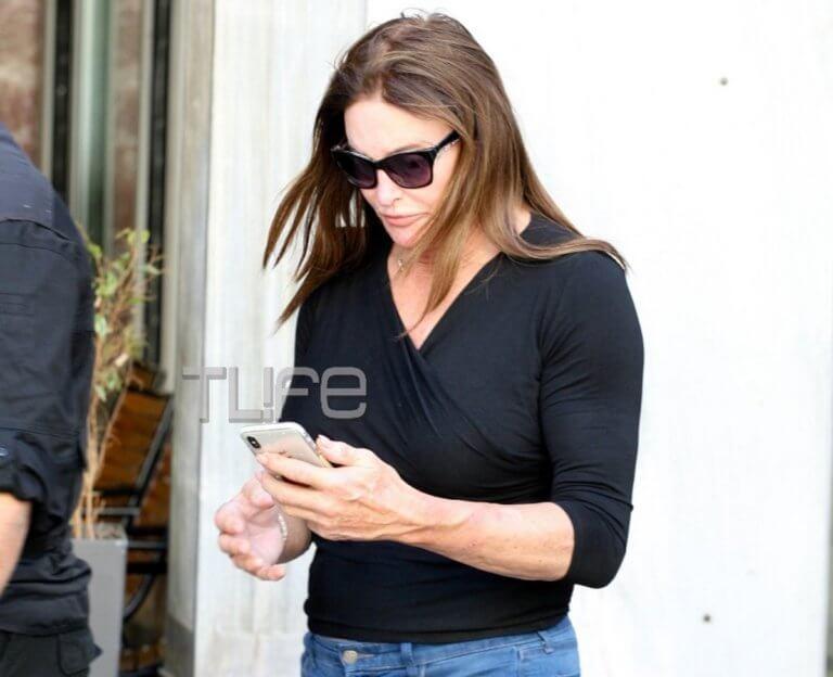 Caitlyn Jenner: Οι τελευταίες της βόλτες στην Κοραή λίγο πριν επιστρέψει στις ΗΠΑ! Φωτογραφίες