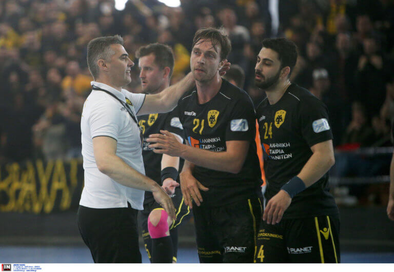 """ΑΕΚ: Ανατροπή… πρόκρισης! Στα ημιτελικά του Challenge Cup οι """"κιτρινόμαυροι"""""""