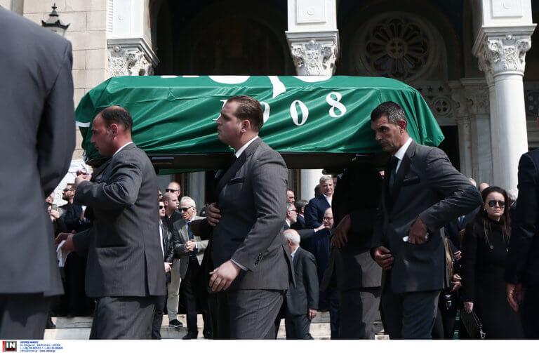 ΚΑΕ Παναθηναϊκός: «Αντίο αγαπημένε μας Θανάση. Δεν θα σε ξεχάσουμε ποτέ…»
