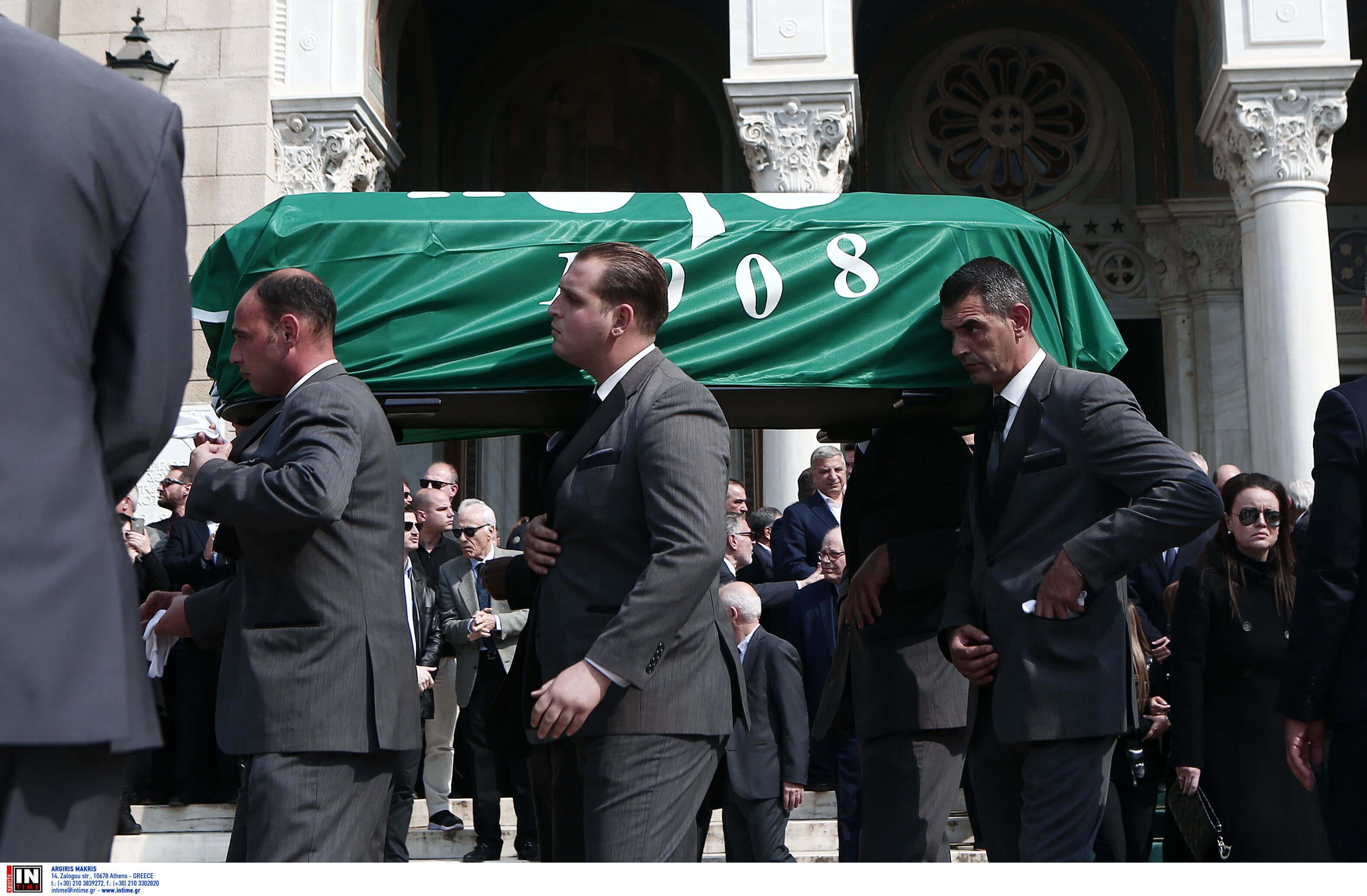 """ΚΑΕ Παναθηναϊκός: """"Αντίο αγαπημένε μας Θανάση. Δεν θα σε ξεχάσουμε ποτέ…"""""""