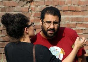 Αίγυπτος: Ελεύθερος μετά από 5 χρόνια ο ακτιβιστής Αλάα Άμπντελ Φάταχ