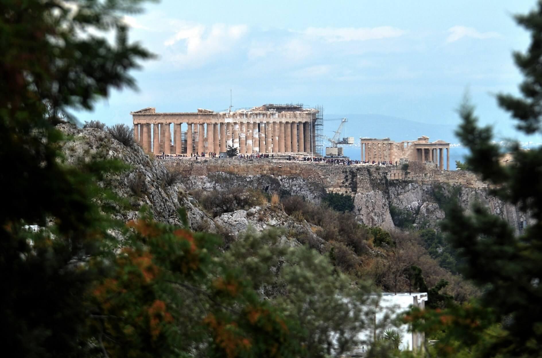 Ξαναχτίζουν τον Παρθενώνα! Η ιστορική απόφαση του ΚΑΣ που αναμορφώνει τον ναό