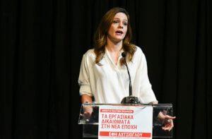 Εκλογές 2019 – Αχτσιόγλου: Τα Fake News και οι αλήθειες που πονάνε τη ΝΔ!