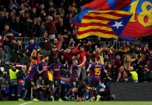 Μπαρτσελόνα: Έχει φτιάξει ένα απόρθητο «κάστρο» στο Champions League
