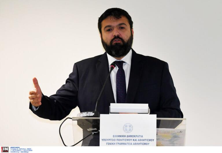 Βασιλειάδης: «Έχουμε εμπιστοσύνη στην αστυνομία για την διαλεύκανση των επεισοδίων στα γήπεδα» | Newsit.gr