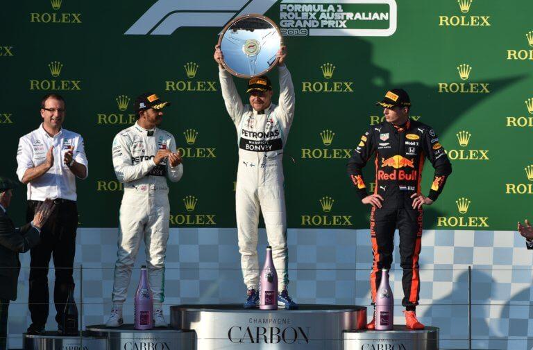 "F1: ""Περίπατος"" για Μπότας στην πρεμιέρα! video"