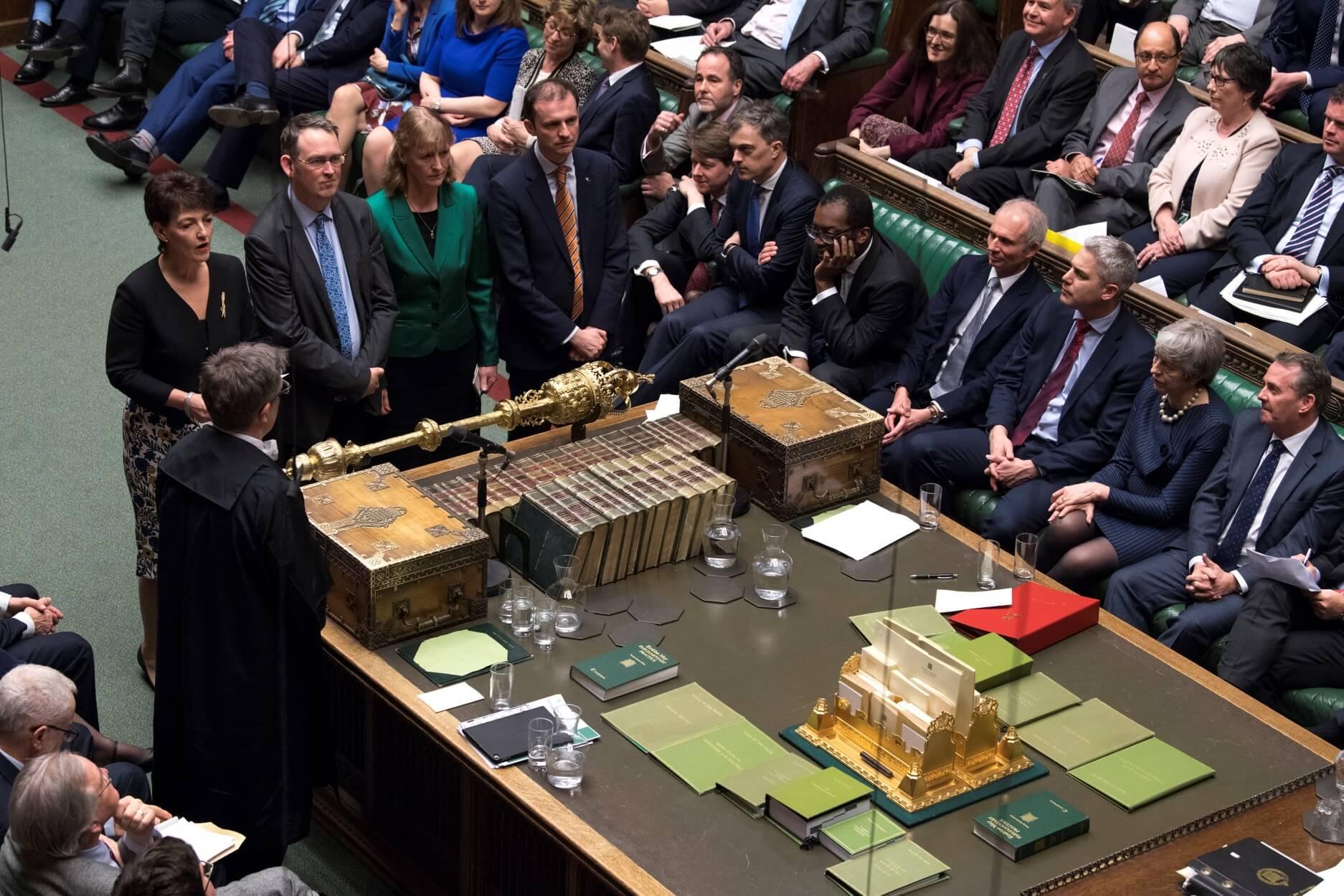 Brexit: 3η και… φαρμακερή ψηφοφορία για την Τερέζα Μέι
