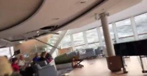 Νορβηγία: Εκκενώνεται κρουαζιερόπλοιο με 1.300 επιβάτες! video