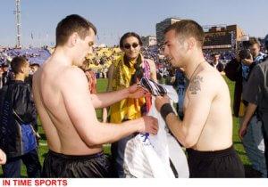 ΑΕΚ: Ο Ντέμης Νικολαΐδης για το φιλικό με την Παρτιζάν!