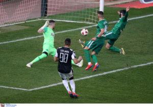 """Παναθηναϊκός – ΠΑΟΚ 0-2 ΤΕΛΙΚΟ: """"Καλπασμός"""" προς… το αήττητο πρωτάθλημα"""
