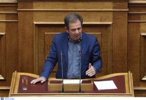 Πτολεμαϊδα: Πέταξαν κομμάτι… τσιμέντο στο σπίτι βουλευτή του ΣΥΡΙΖΑ!