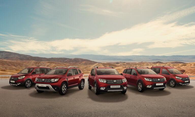 Η Dacia λανσάρει νέες σπέσιαλ εκδόσεις για όλα τα μοντέλα της