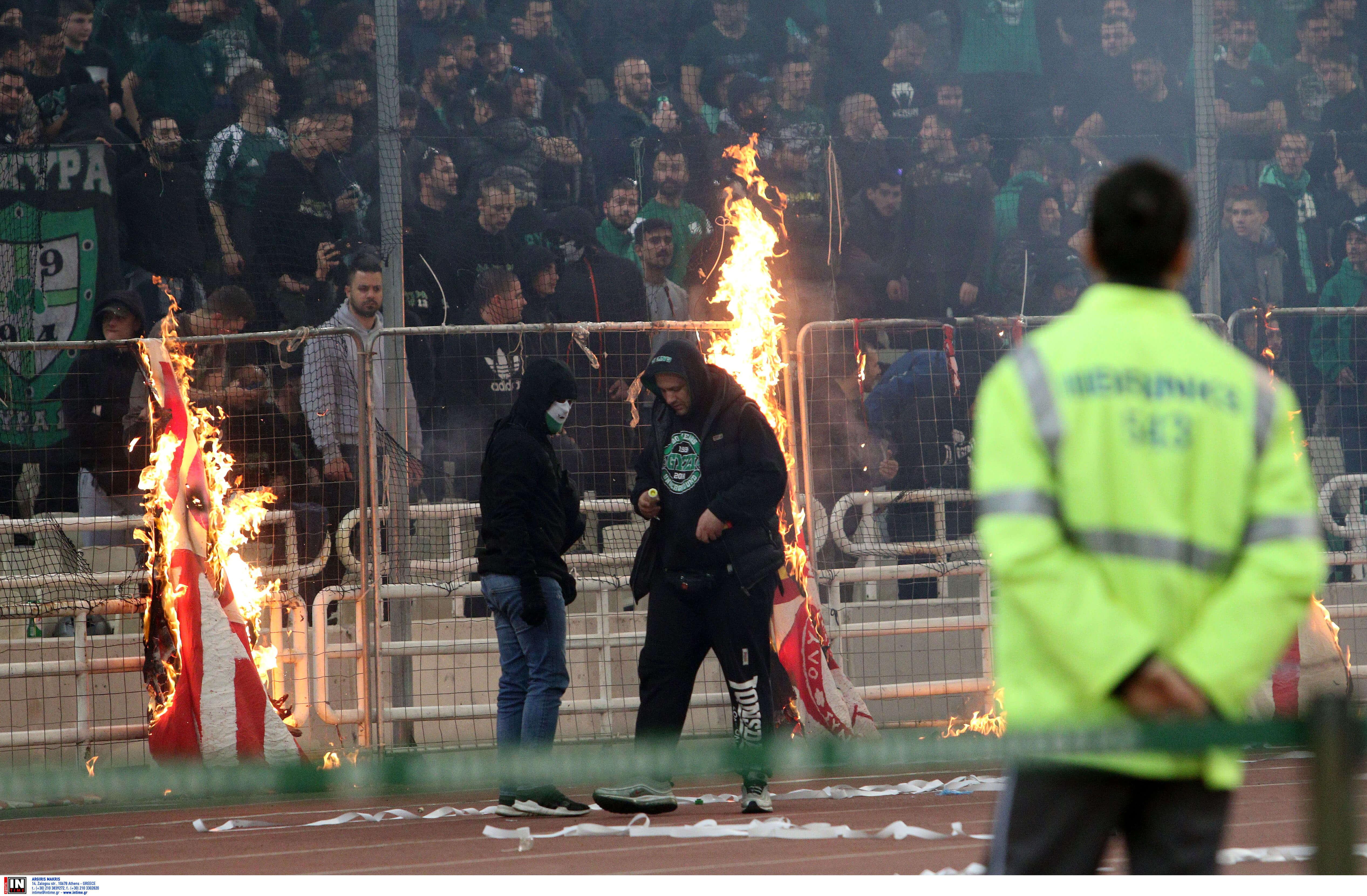 """ΕΠΟ: """"Αμαυρώθηκε για μία ακόμη φορά διεθνώς το ελληνικό ποδόσφαιρο"""""""