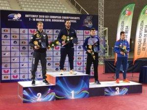 Το 'κανε πάλι το θαύμα του ο Σγουρόπουλος! Πρωταθλητής Ευρώπης και στην κατηγορία Under 21