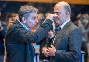 Eurogroup και ΔΝΤ καθορίζουν τις πολιτικές εξελίξεις στην Ελλάδα;