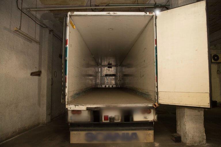 Ροδόπη: Έκρυψε στο φορτηγό 31 ανθρώπους!