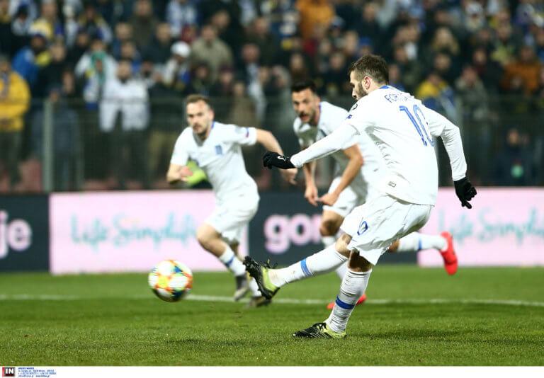 Βοσνία – Ελλάδα 2-2 ΤΕΛΙΚΟ: Πανηγυρίζουν οι διεθνείς για το βαθμό στη Ζένιτσα