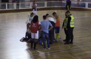 Futsal: Θρήνος στην Πορτογαλία! 28χρονος παίκτης κατέρρευσε από καρδιακό επεισόδιο – video