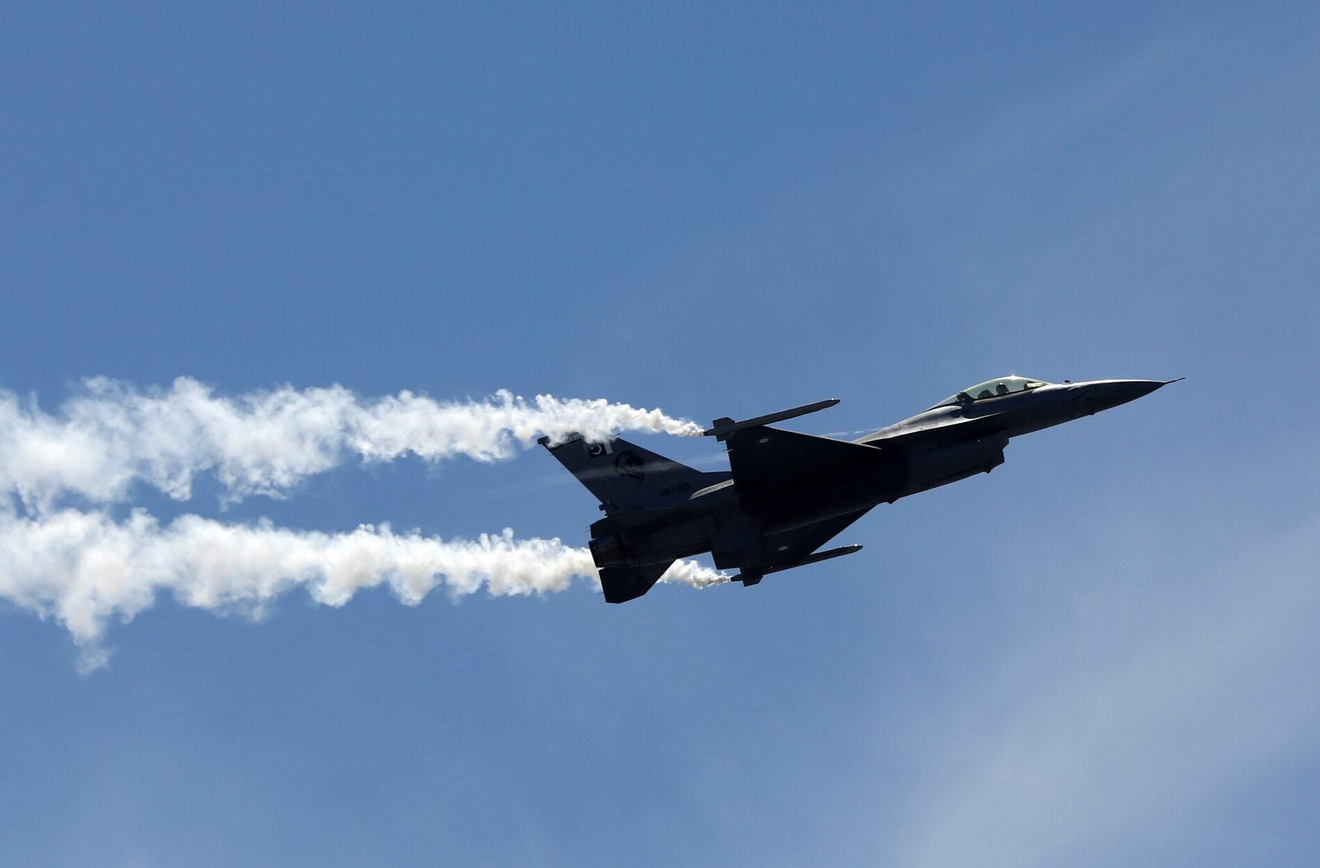 ΗΠΑ – Πακιστάν: Πείτε μας αν καταρρίψατε τον Ινδό πιλότο με F-16