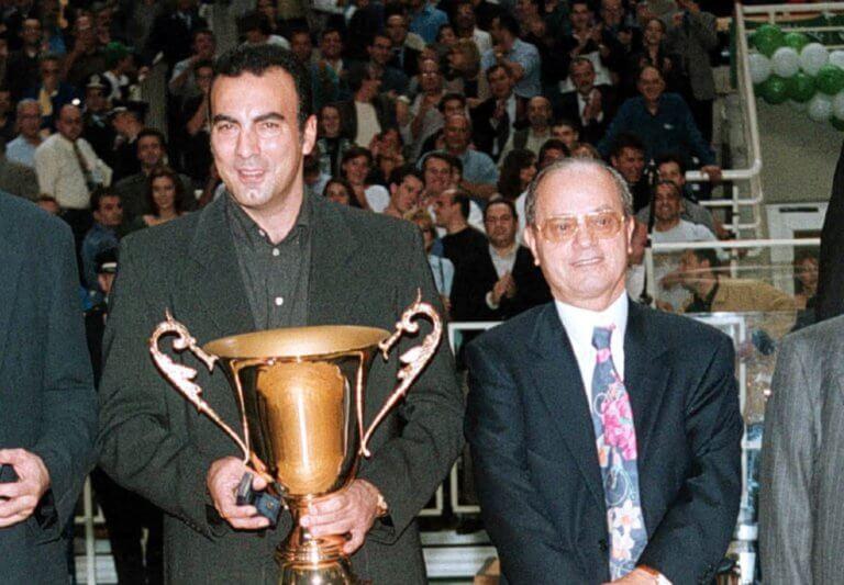 """Θανάσης Γιαννακόπουλος: Το μήνυμα του Νίκου Γκάλη! """"Θα λείψει από το μπάσκετ"""""""