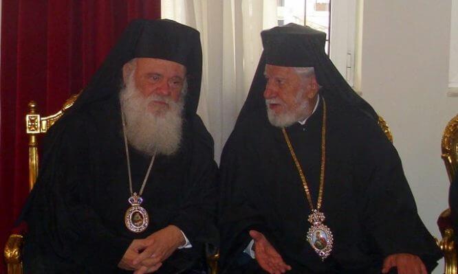 Παραιτήθηκε ο Περιστερίου Χρυσόστομος – Στον επισκοπικό θρόνο από το 1977!