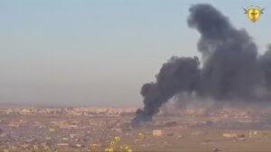 """Συρία: Τζιχαντιστές εξαπολύουν """"καταιγίδα"""" εκδίκησης!"""