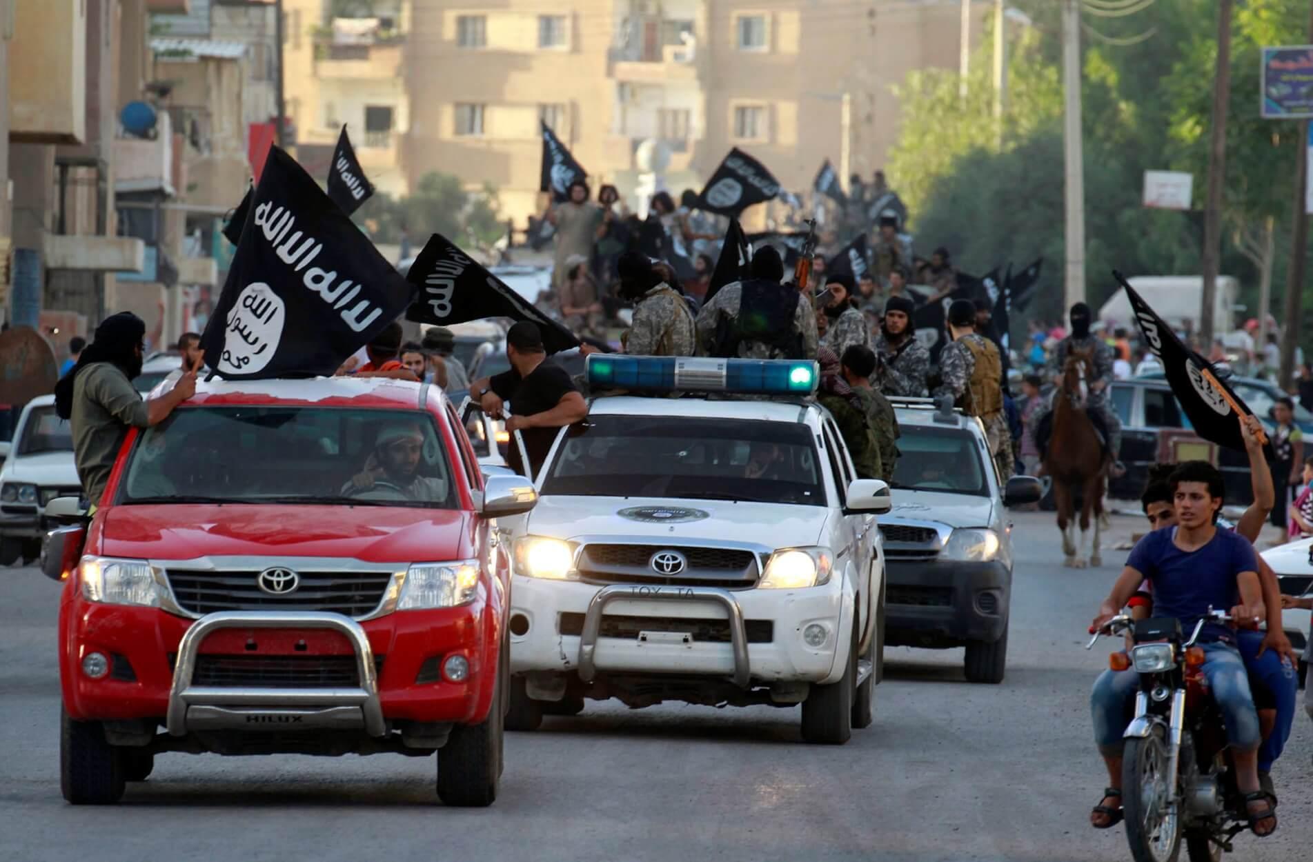 Συρία: Απελευθέρωσαν εκατοντάδες οπαδούς του Ισλαμικού Κράτους