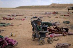 Συρία: Οι σύμμαχοι των ΗΠΑ σκότωσαν… πάνω από 1.257 αμάχους πολεμώντας τους τζιχαντιστές