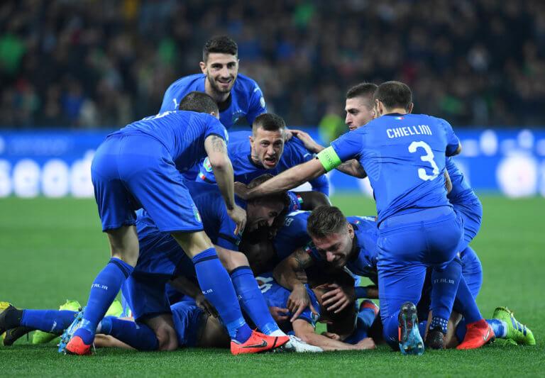 Στο… χαλαρό η Ιταλία! Ζορίστηκαν Βοσνία και Ισπανία – video
