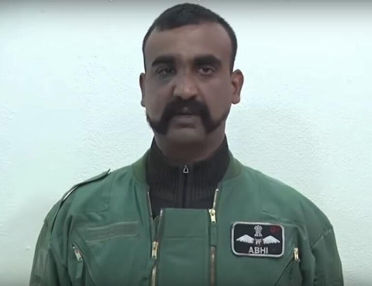Ινδία: Οργή για το βίντεο που εμφανίζει τον Ινδό πιλότο να επαινεί τον πακιστανικό Στρατό! | Newsit.gr
