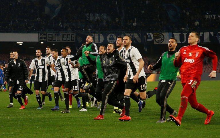 Γιουβέντους – «Οι παίκτες είχαν πριβέ πάρτι με 60 μοντέλα» | Newsit.gr