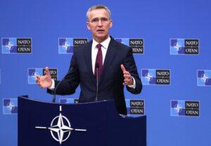 Στόλτενμπεργκ: Το ΝΑΤΟ δεν θα αποδεχθεί την προσάρτηση της Κριμαίας στη Ρωσία